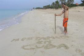 Playa Santa Maria del Mar