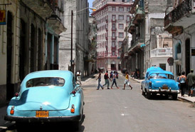 Americans Havana