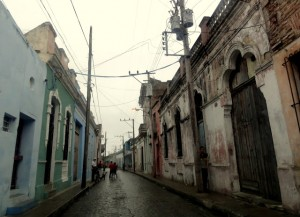 Camaguey Streets