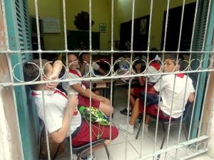 Cuba Classroom Old Havana