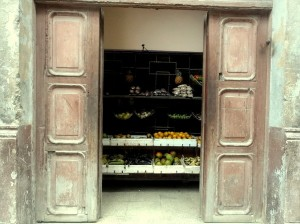 Cuban Fruit store