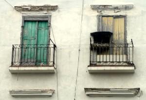 Old Buildings Havana cuba