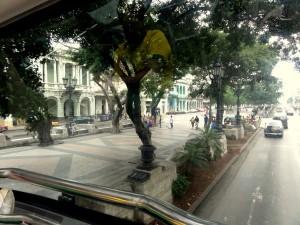 Prado Avenue Havana cuba